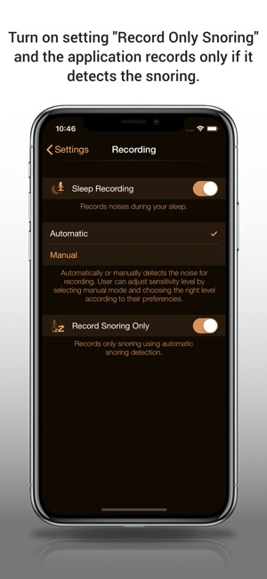 Snore Control on the App Store