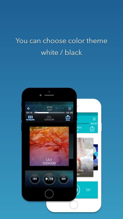 MIXTRAX App screenshot-3