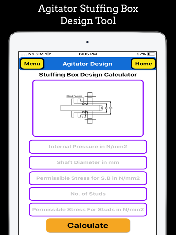 Agitator Design Pro screenshot 15