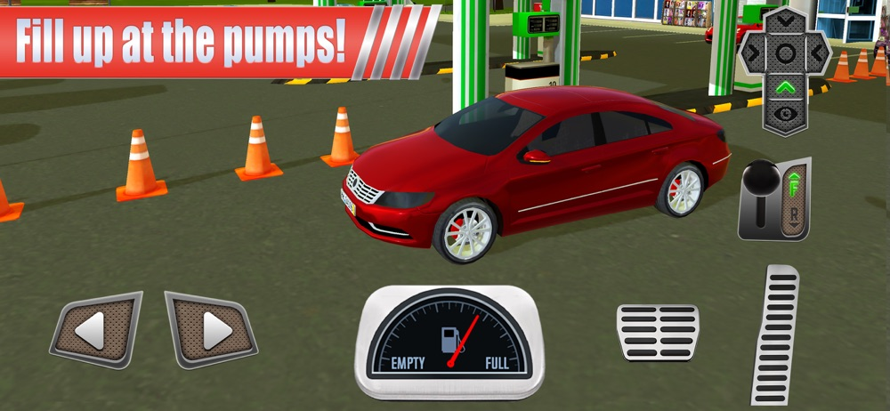 Gas Station: Car Parking Sim hack tool