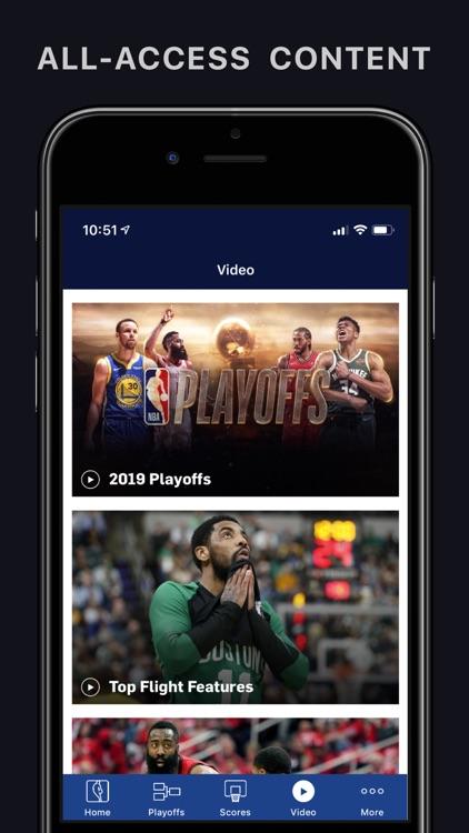 NBA: Official App screenshot-8
