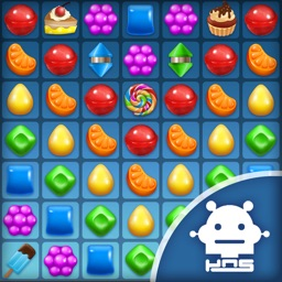 CandySweetStory:Match-3 Puzzle