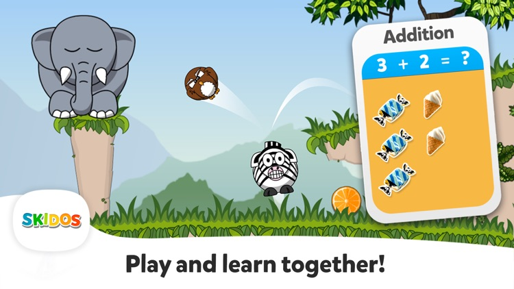 Math Games: Puzzles For Kids screenshot-0