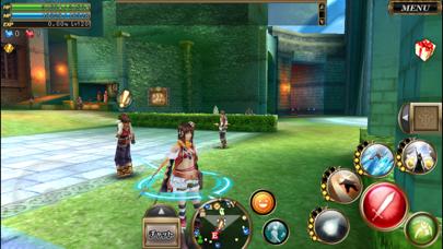 オルクスオンライン アクション MMORPG ScreenShot0