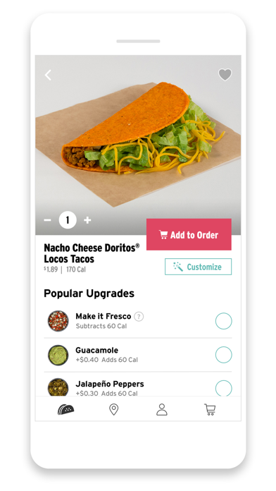 download Taco Bell apps 3