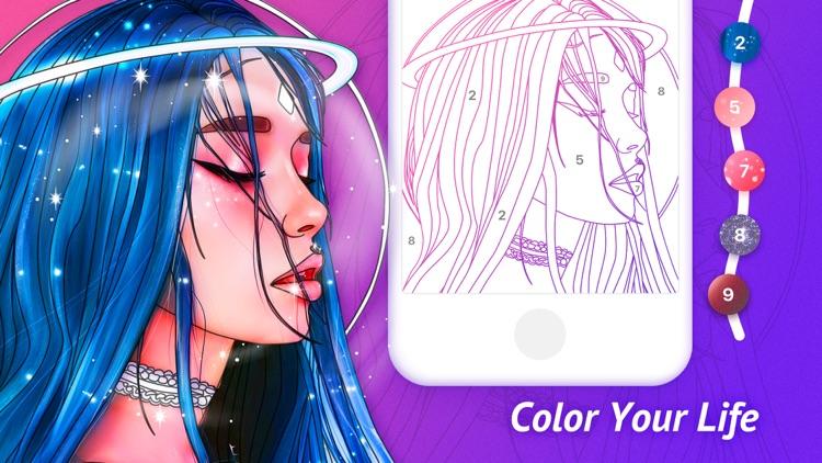 Coloring!! screenshot-0