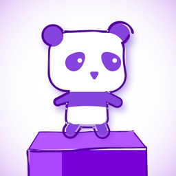 Stick Panda Plank