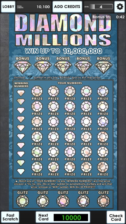 Lucky Lottery Scratchers screenshot-7