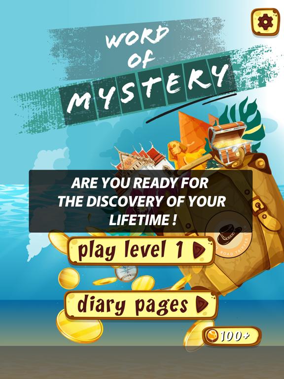 Word of Mystery screenshot 6