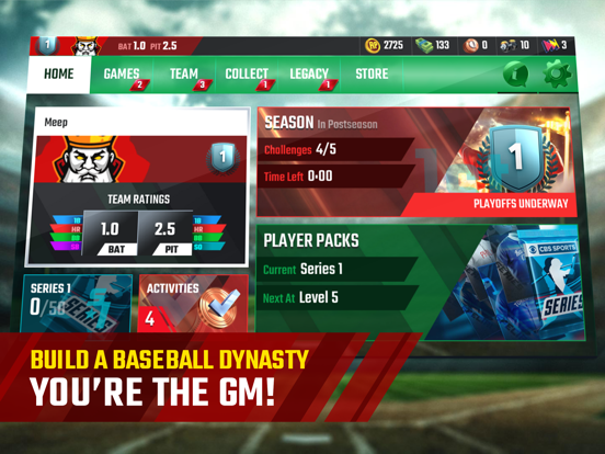 CBS Franchise Baseball 2019 screenshot 10