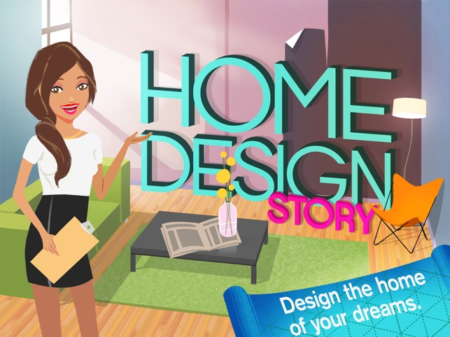 Home Design Story On The App