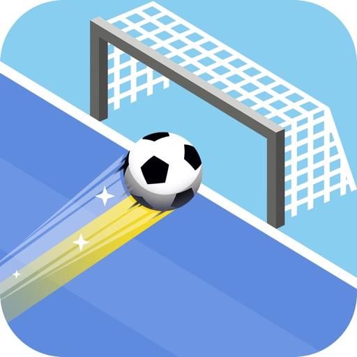 Kick Ball Goal