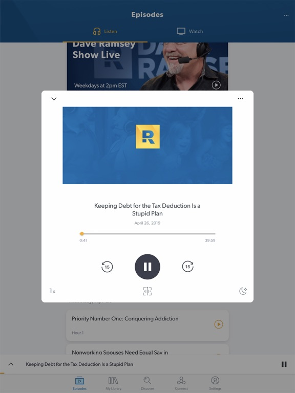 Dave Ramsey Show | App Price Drops