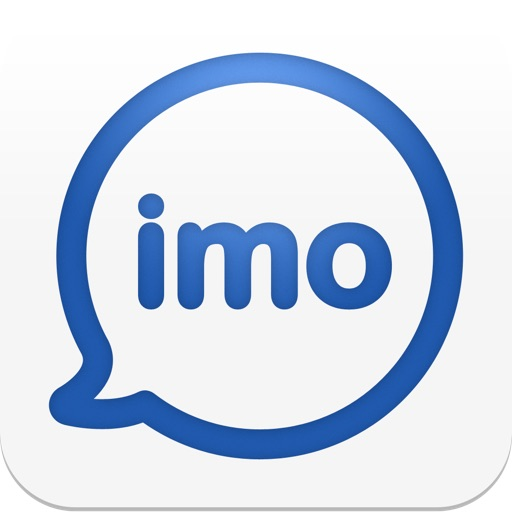 imo video calls and chat HD app logo
