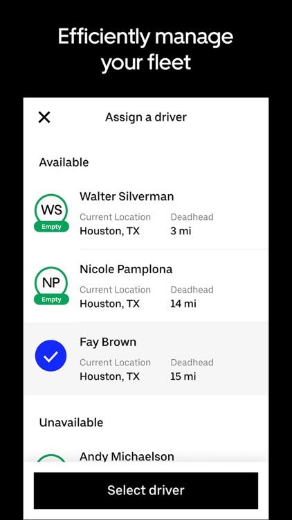 Uber Freight screenshot-4