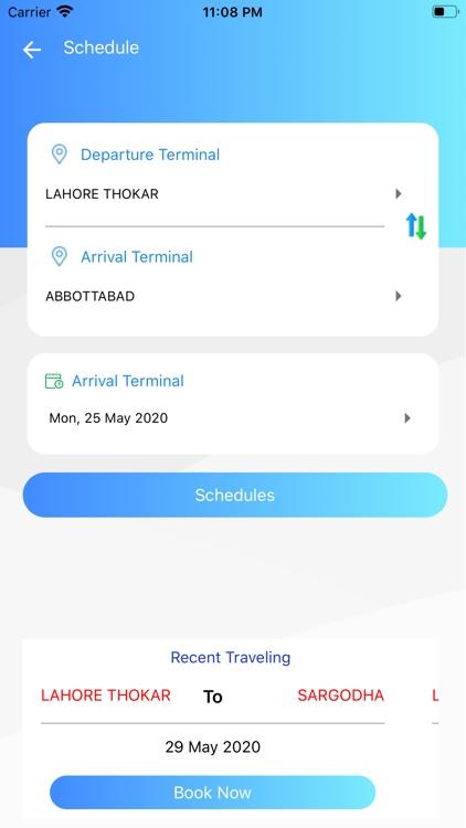 Daewoo Express Mobile screenshot-5