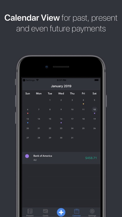 Monthly-Smart Payment Tracker screenshot-4