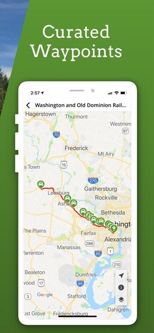 TrailLink: Bike, Run & Walk on the App Store