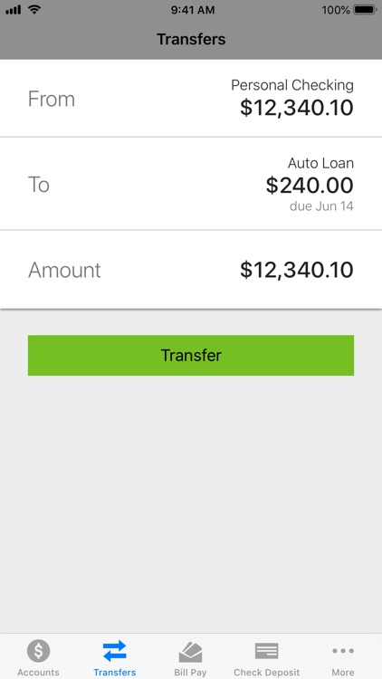 Cy-Fair FCU Mobile Banking screenshot-3