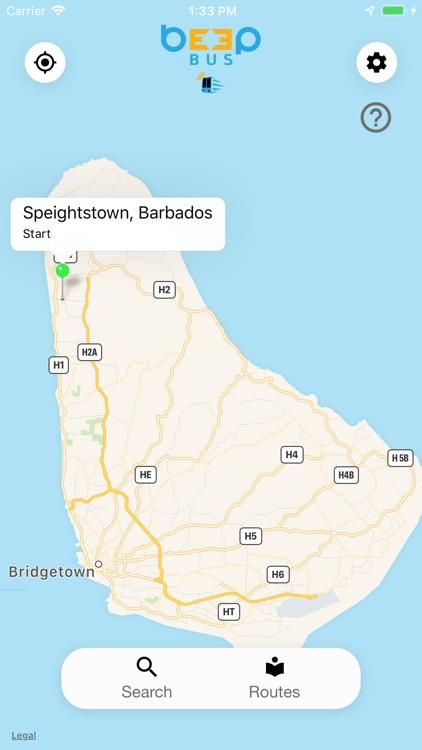BeepBus - Barbados Transit