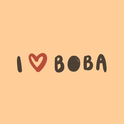 Kawaii Boba Stickers