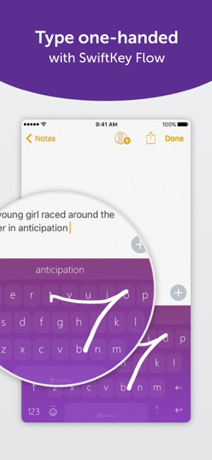 ‎SwiftKey Keyboard Screenshot