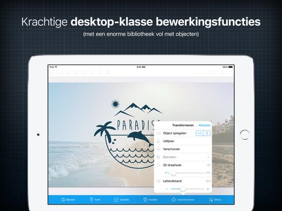 InstaLogo Logo Maker & Creator iPad app afbeelding 4