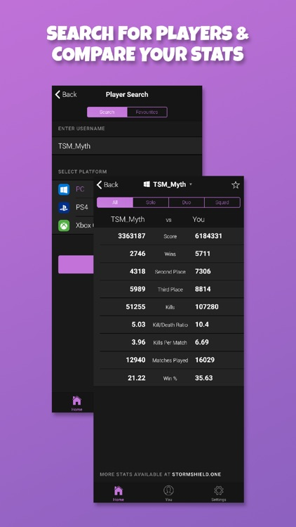 Companion for Fortnite screenshot-3