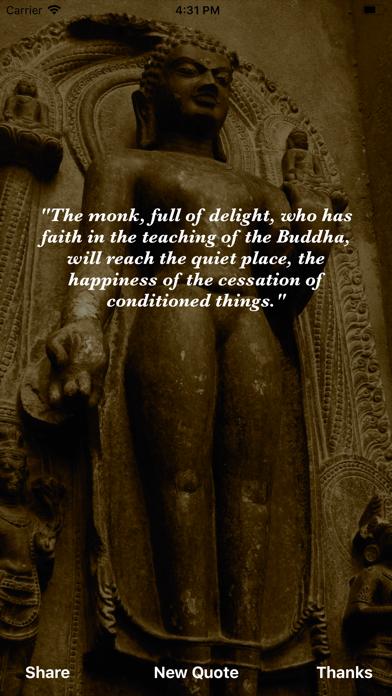Buddha Wisdom screenshot one
