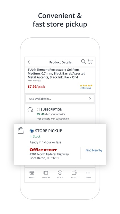 Office Depot - Rewards & Deals screenshot-3