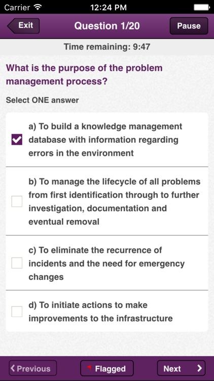 Official ITIL® v3 App