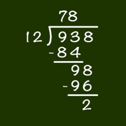 Math Long Division