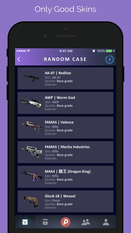 DailySkins: Cases & Skins screenshot-3