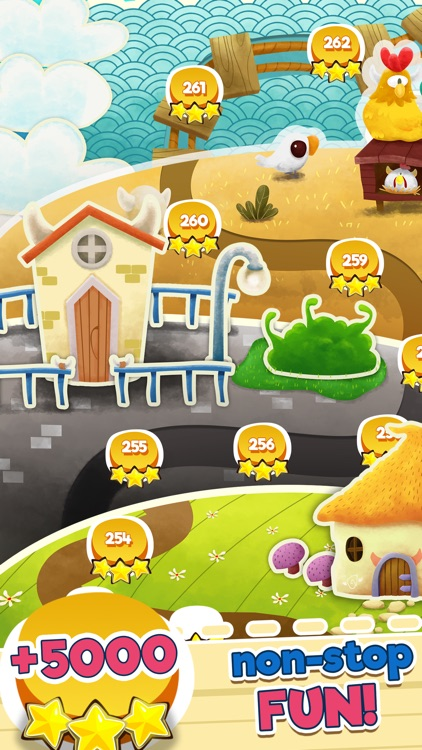 Halloween Games - Monster Pop screenshot-7