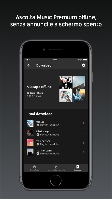 Download YouTube Music per Pc