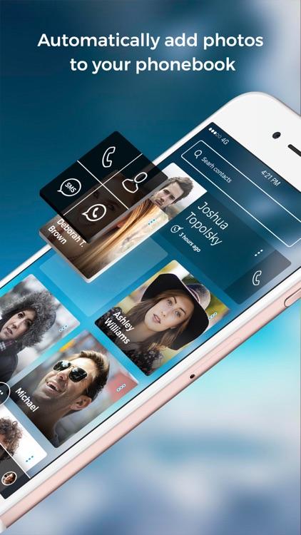 Eyecon Phone + Reverse Lookup screenshot-0