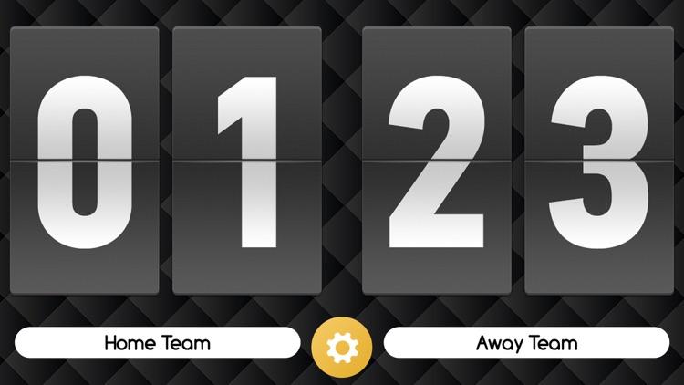 Scoreboard - Swipe Up screenshot-5