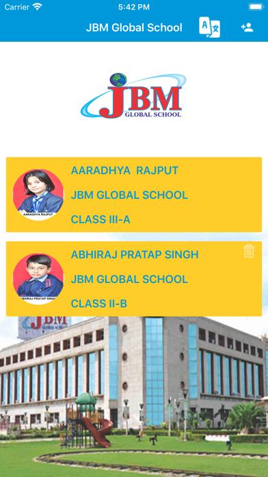 JBM GLOBAL SCHOOL, Noida screenshot 3