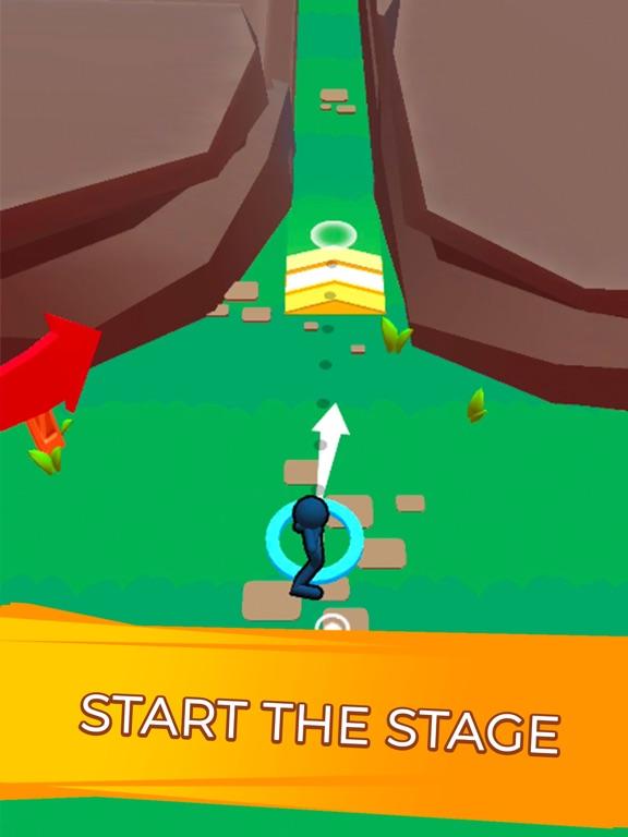 Stickman Dash! screenshot 7