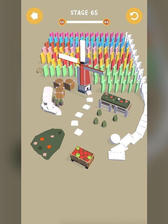 Domino Village screenshot 7