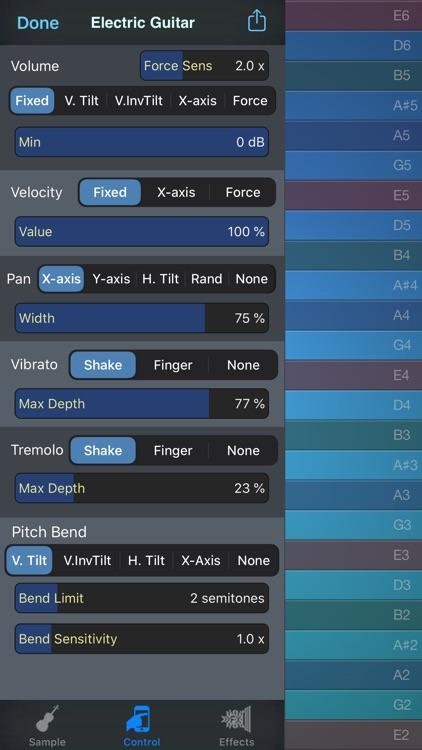 ThumbJam screenshot-4