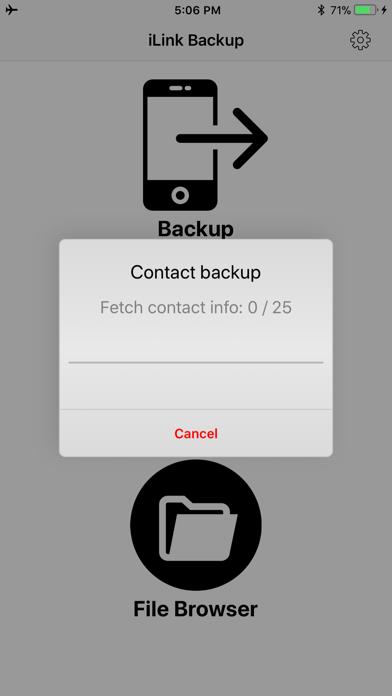 点击获取iLink Backup