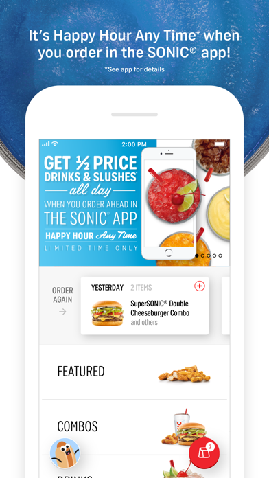 download SONIC Drive-In apps 3