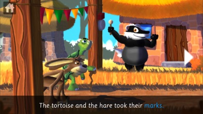Tortoise and Hare (TaleThings) screenshot 4
