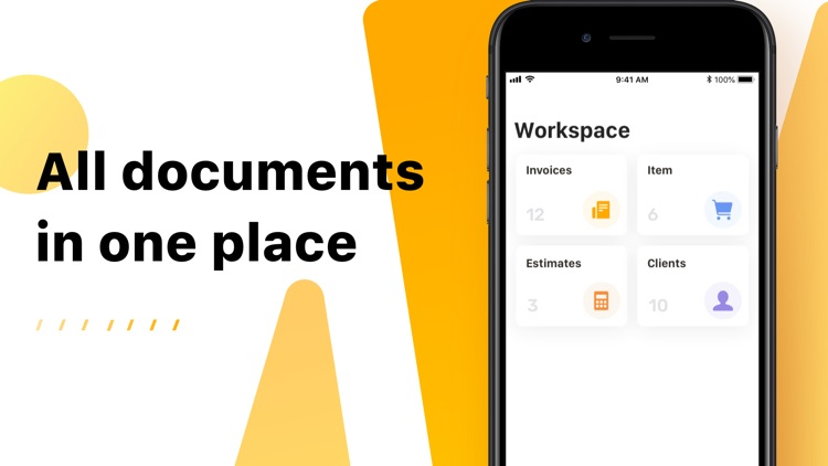 Invoice Now: PDF Invoice Maker screenshot-4