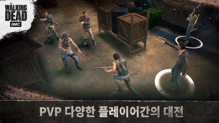 더 워킹 데드-무인 지대 screenshot-4