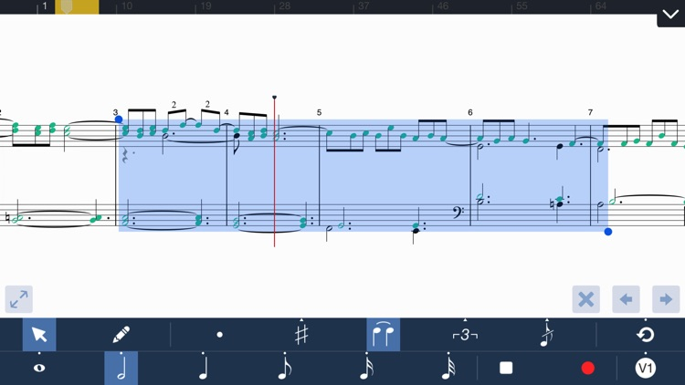 Symphony Pro - Music Notation screenshot-2
