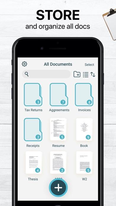 Easy Scanner PDF Document Scanのおすすめ画像6