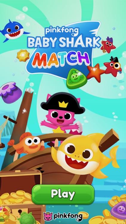 Baby Shark Match: Ocean Jam screenshot-0