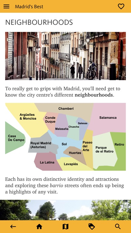 Madrid's Best: Travel Guide screenshot-4